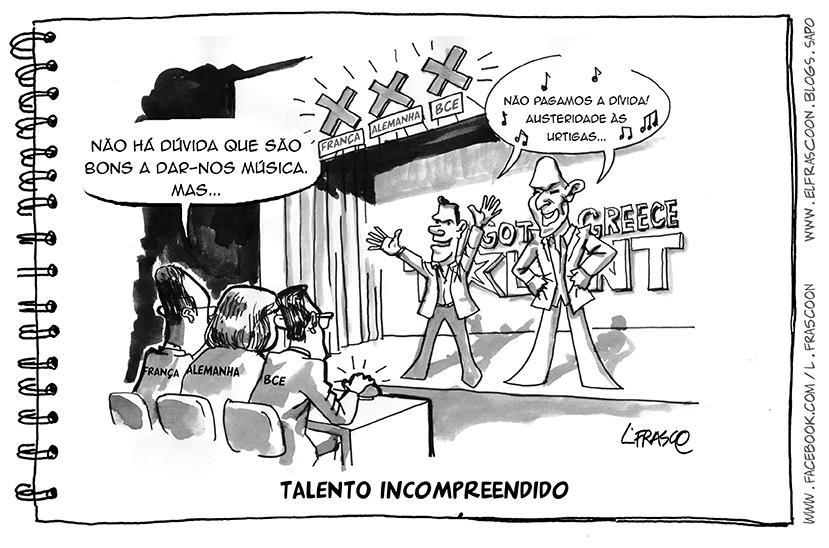 L.FRASCO+cartoon_Greece Got Talent